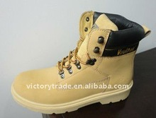 2015 New Products V-ARMY-039 Man Leather Safety Shoes