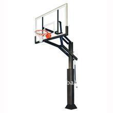 adjustable Inground basketball goal