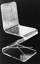 Modern Clear acrylic dining chairs/acrylic room chairs