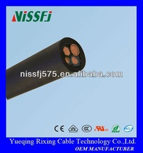 EPR insulation CPE sheath rubber cable for mining industry
