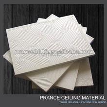 China Vinyl Laminated Plaster Ceiling Board