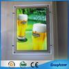indoor transparent led menu boad light frame