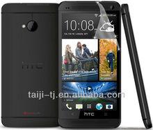 HD anti-glare & anti fingerprint screen protector for HTC ONE
