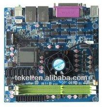 AMD Mini-ITX Mainboard for ATM,Kiosk,Digital Signage E350XA-21,AMD APU FUSION+ATI Radeon HD6250,2*COM+1*LAN,12*12(cm)