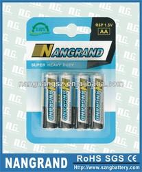 um3 size r6 aa battery 1.5v