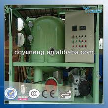 used transformer oil filter machine/oil processing machine