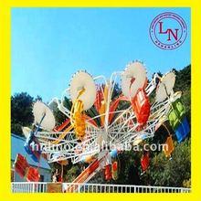Best!!! fun field fair rides adult rides equipment double flight