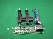 Heavy duty car door lock actuator motor, 1 master 1 slave, CE passed witj one year warranty