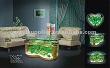 2012 hot sale transparent acrylic marine for garden