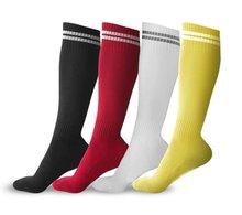 economici lunghi calcio calzini di cotone per uomo