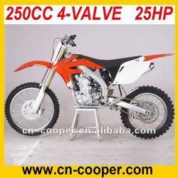 CRF250 25HP 4 Valve 250cc Dirt bike Full Size