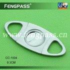 2 blades stainless steel cigar scissors CC-1004