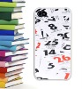 Hard Plastic CALENDAR Note Style/Protective Skin Case for iPhone