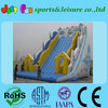 customized inflatable large slide for adults
