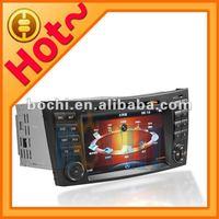 7'' 2 din special car DVD/GPS navigation for Mercedes-Benz E Class w211/CLS W219