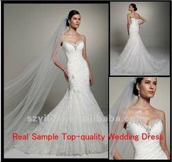Bridal Dress Designers on Wedding Dress Newest Designer Sweetheart Neckline   Buy Wedding Dress