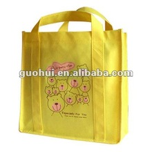 lovely design nonwoven tote bag for promotion