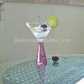 la couleur souches martini verre soufflé à la main