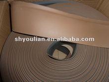 "0.08"" thick vinyl pvc baseboard skirting board"