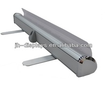 Newly aluminum roll up stands,economy roll up display,roll ups