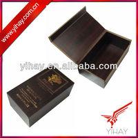 Elegant MDF Wooden Essential Oil Box