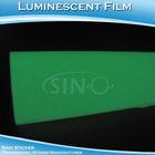 SINO STICKER Luminescent Vinyl Film Glow In The Dark Luminescent Film