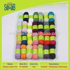 bamboo blended yarn for hand knitting
