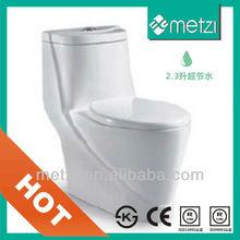 x trap s trap 300 400 2.3l per flush one-piece toilet