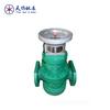 Liquid Bitumen Asphalt mechanical gear flowmeter