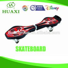 double twister short skateboard