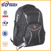 Color life promotional canvas backpack wholesale