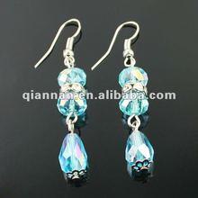 Yiwu Sale handmade korean fashion earrings