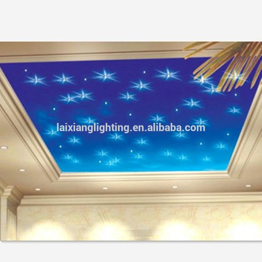 2014 di alta qualità cielo stellato a led a soffitto in fibra ottica luce acc...