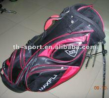 2012 NEW canvas golf bag