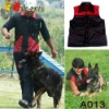 A013 S, M, L Size Oxford Material Ultimate Dog Training Vest With Smart Pocket Future