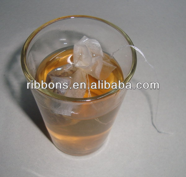 wholesale empty tea bag with string
