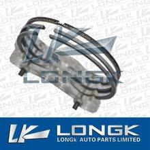 auto parts 4D56 piston ring for Hyundai vehicle