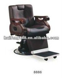 Recling man barber chair 2014 hot sale comfortable durable new style very comfortable salon equipment salon 8886