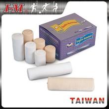Bandagem elástica médica