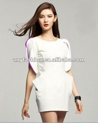 2012 new design fashion&popular ladies dress AF216