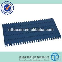 1000 Flat Top Straight Running Plastic Modular Belt for Food Grade