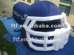 outdoor inflatable helmet