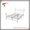 modern metal bed frame