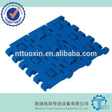 RTB Roller Top Plastic Modular Conveyor Belt for Tire Industry