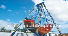 Outdoor playground equipment amusement rides Pirate ship