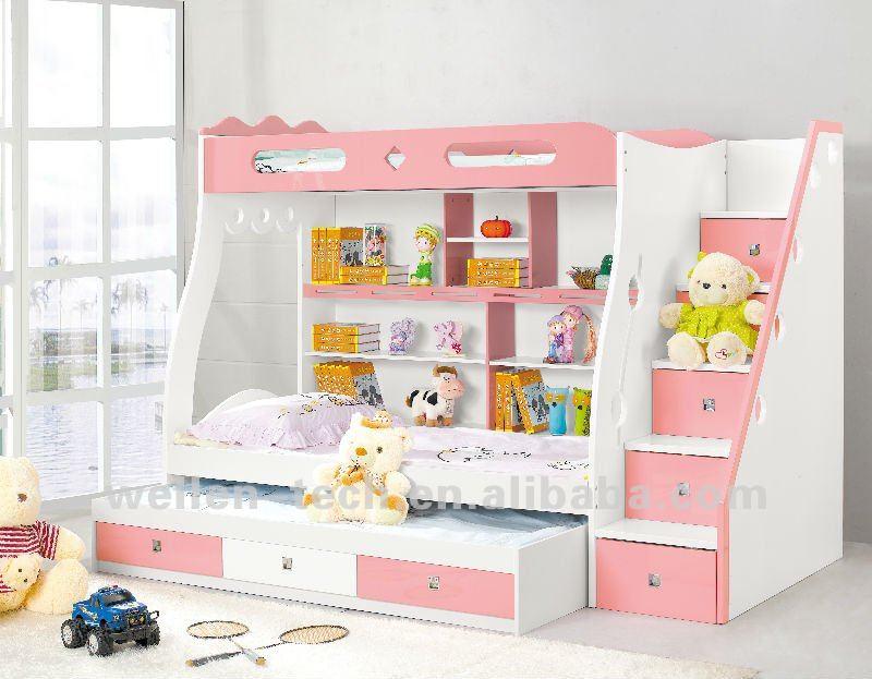 Br8803 stylest literas muebles para ni os muebles de los - Muebles para ninos ikea ...