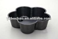 carbon steel nonstick coating cake baking mould / mold