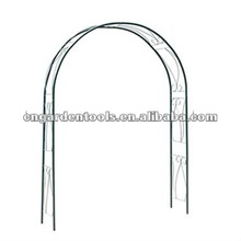 Iron Rose Arches, Metal Garden Arch, Garden Decoration