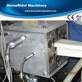 Pvc ventanas y puertas perfil línea de producción/línea de extrusión/que hace la maquinaria