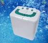 3.5kg semi automatic twin tub washing machine